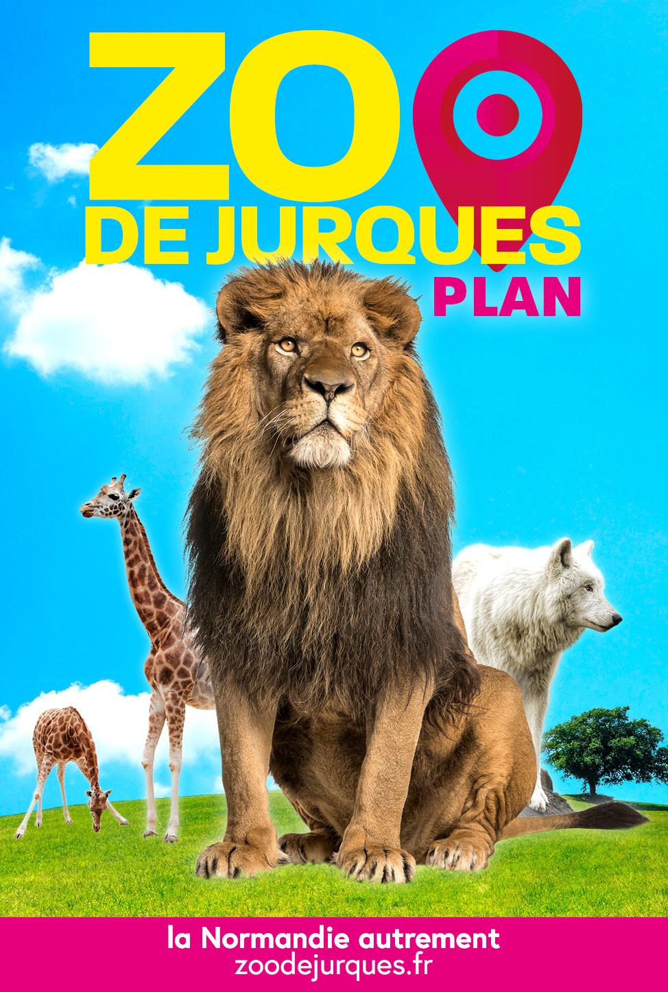 vignette Plan du zoo