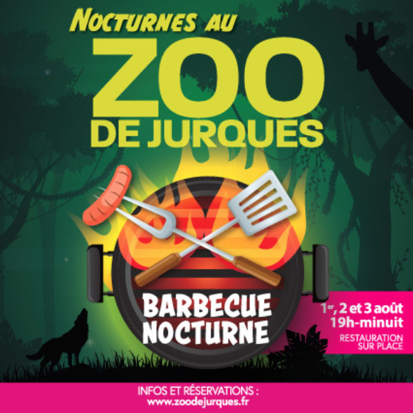 Barbecue Nocturnes au Zoo