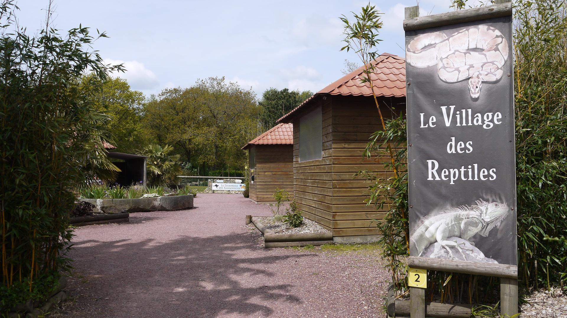 Village des reptiles
