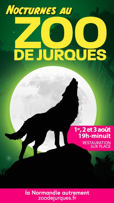 Nocturnes au zoo